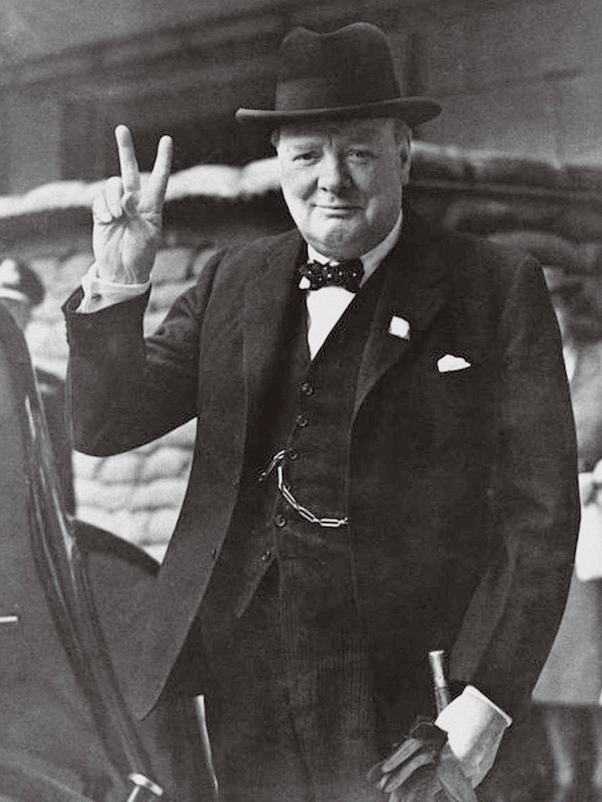 Winston Churchill, 1941 | AP