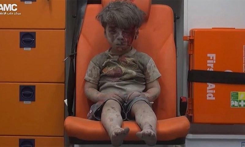 دنیا کو جھنجھوڑنے والے شامی بچے کا بھائی چل بسا