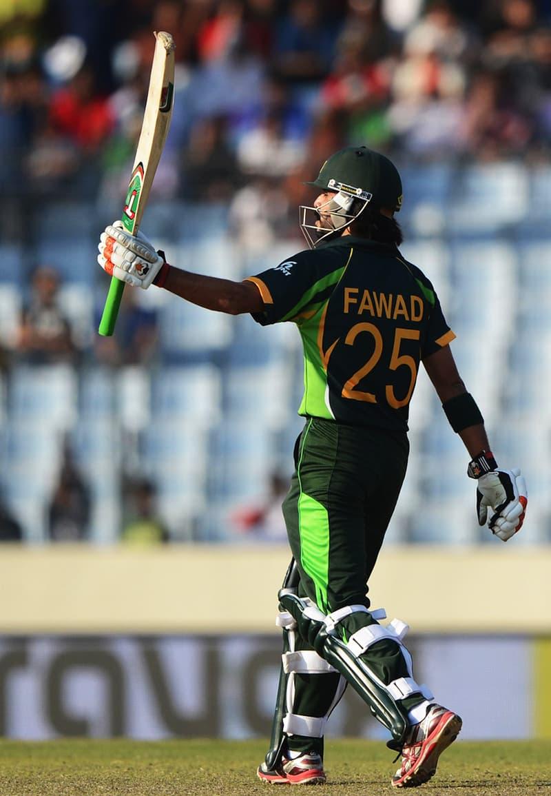 Fawad Alam. — AFP