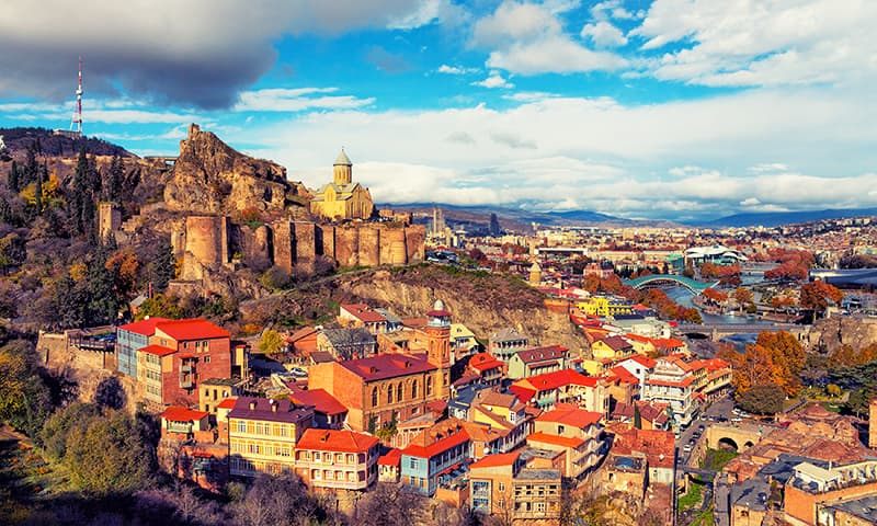 Off the map — How to get lost in Tbilisi