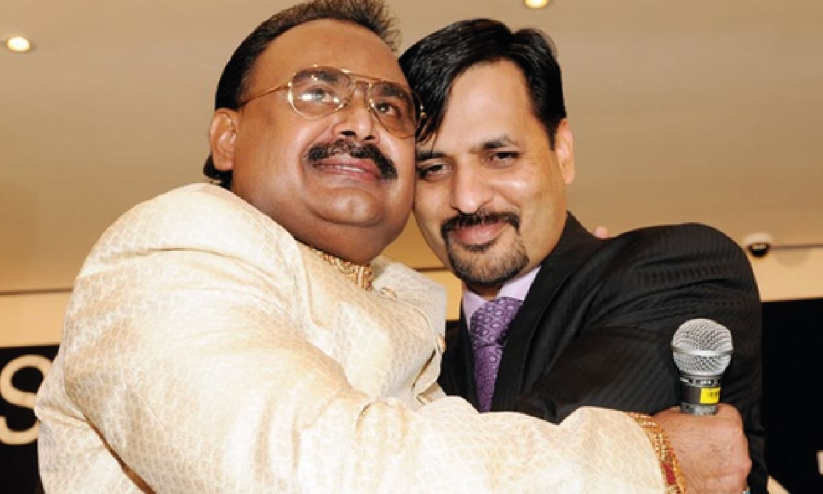 The former mayor of Karachi, Mustafa Kamal, once shared a very close relationship with the MQM Chief  | Dawn archives