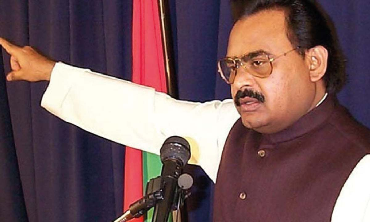 How Altaf Hussain maintains his image as MQM's supreme leader