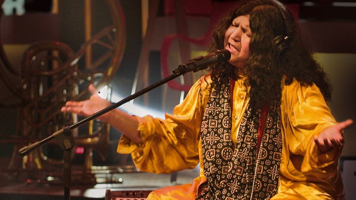 Abida Parveen - Season 7 Sound of the Nation.
