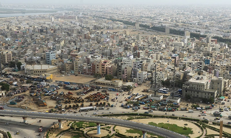 Qayyumabad's long battle against DHA