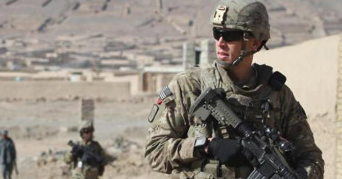 US soldier killed in anti-Taliban operation in Afghanistan