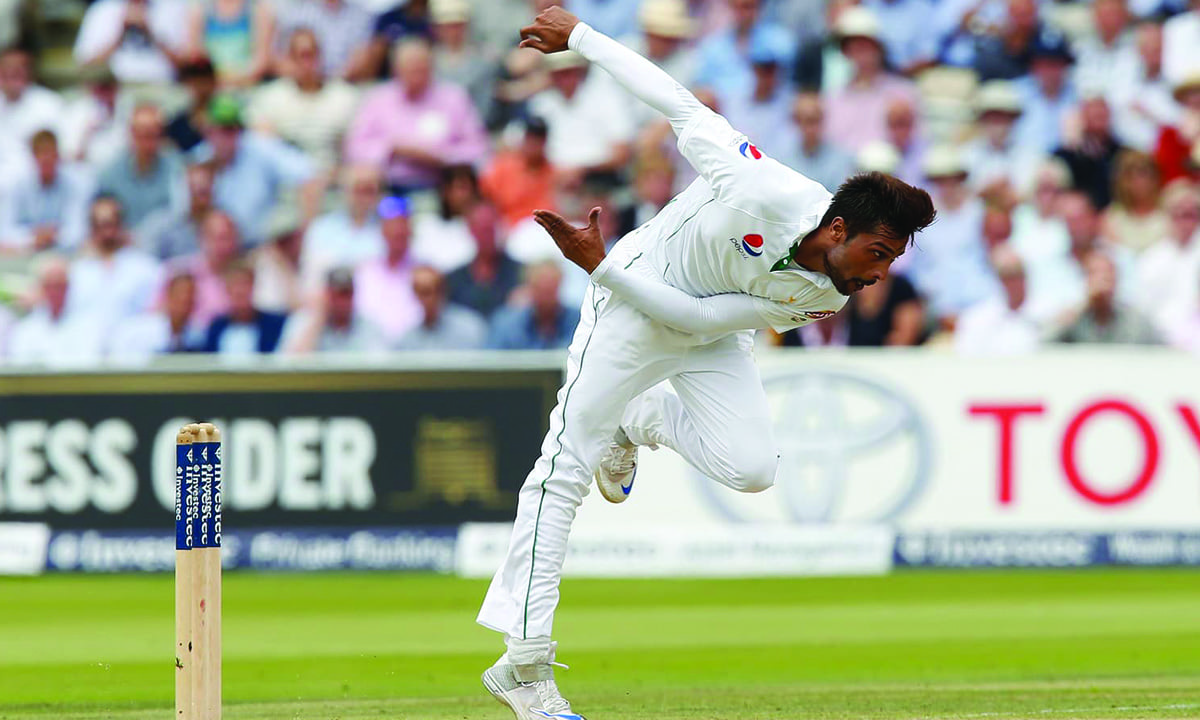 Mohammad Amir: The comeback kid