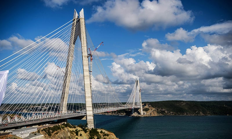 the third bridge in istanbul The chamber of architects warns that a third bosphorus bridge in istanbul would also affect thrace and the southern marmara region negatively.