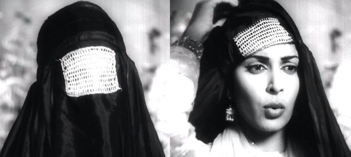 Way before the burkini ban, Hindi cinema has been lifting and dropping the veil