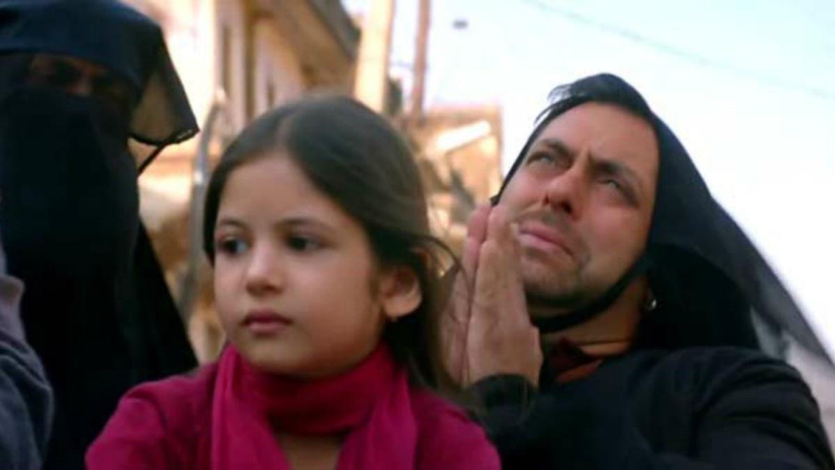 Salman Khan in *Bajrangi Bhaijaan*