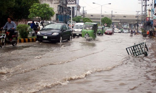 Attendance in offices also dropped because of water on roads  — PPI