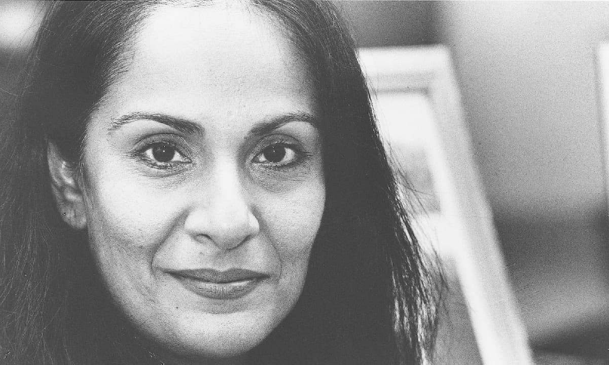Tina Sani: A voice of her own