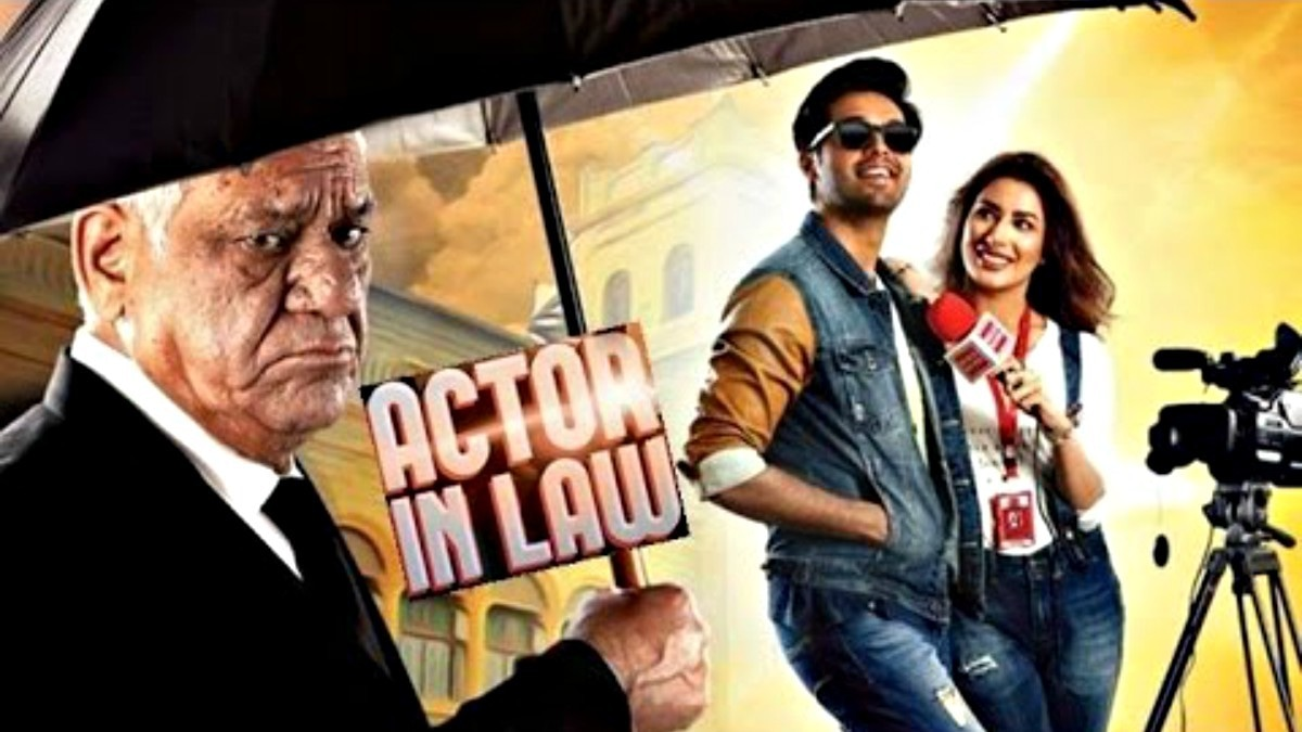 Will Actor In Law succeed with veteran Bollywood actor Om Puri on their team?