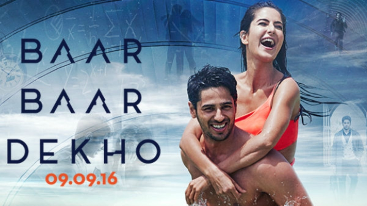 Katrina's 'Kala Chashma' loaded Baar Baar Dekho just might take the home run!