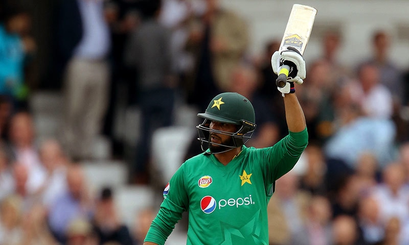 Imad is yet to be dismissed in the series — AP