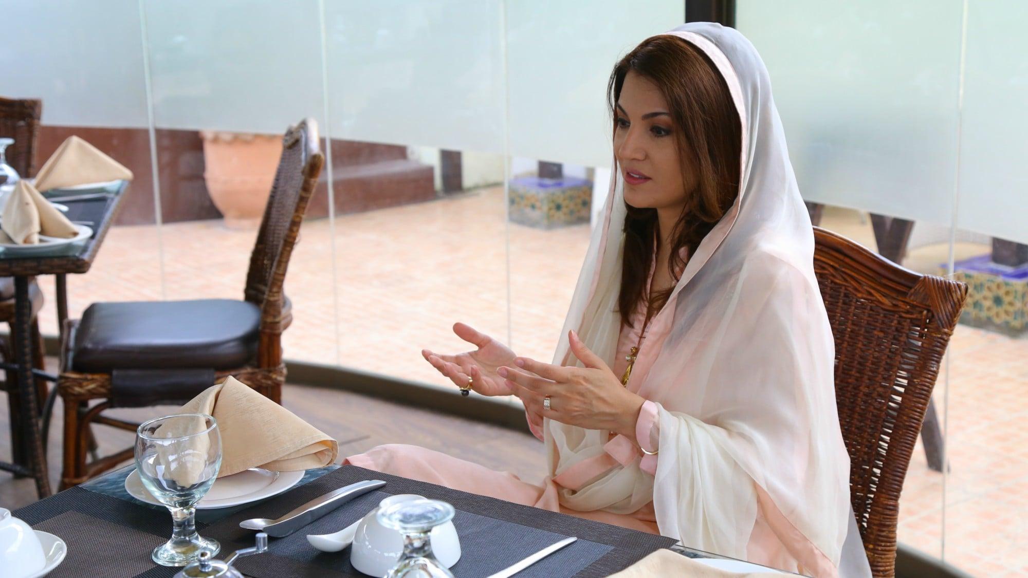 Reham Khan hopes to highlight true Pakhtun culture through her film, Jaanan