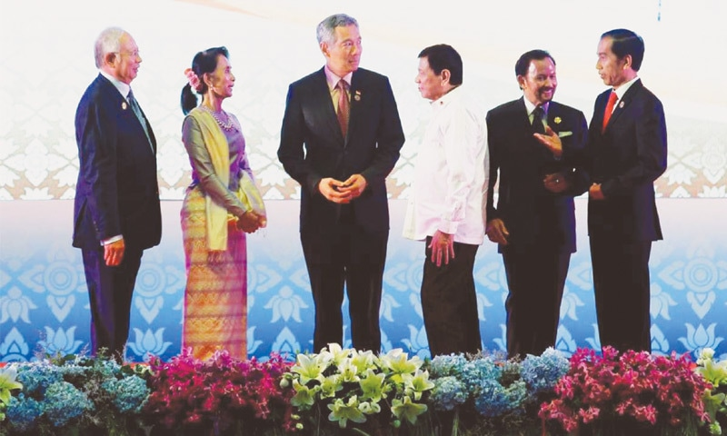 Can there be Asean centrality without unity?