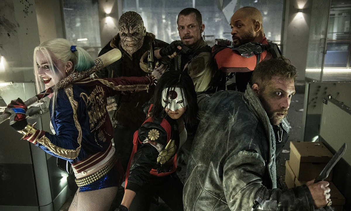 The unconventional characters of *Suicide Squad* are bogged down by a tedious story line