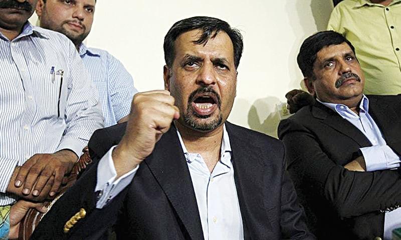 PSP's Mustafa Kamal