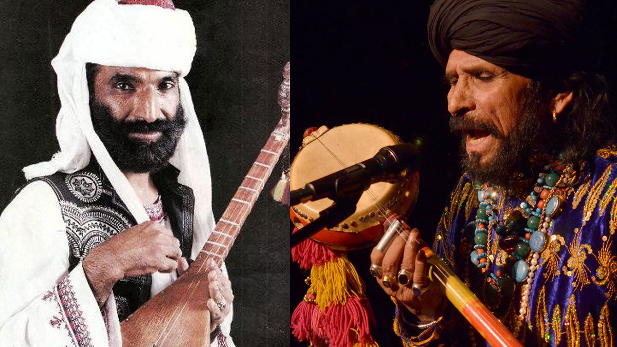 Baloch folk singer Akhtar Chanal Zahri to join Saieen Zahoor in Indian film Mirzya