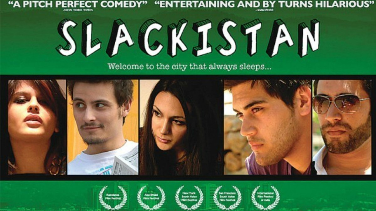 The indie film which chronicled the lives of a group of 20 somethings was banned in Pakistan