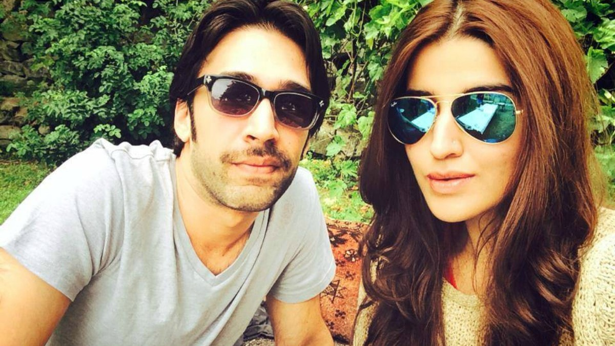 Hareem Farooq (pictured right) took on the role of a producer for Janaan