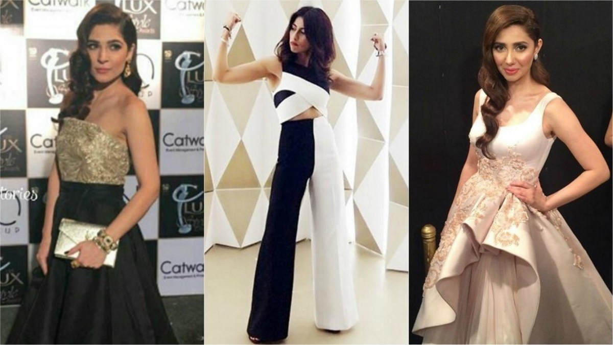 The LSA this year was all about the unexpected, channeling dreamy old world glam