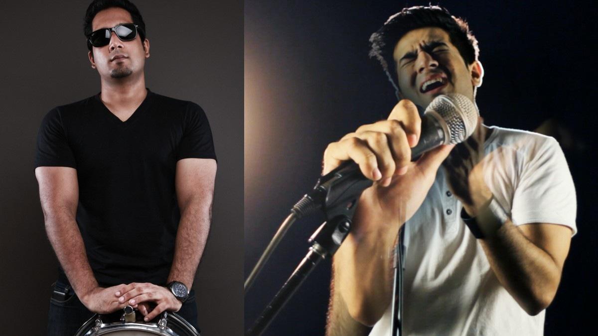 Mizmaar consists of guitarist Kashan (above), drummer Alfred and vocalist Asad