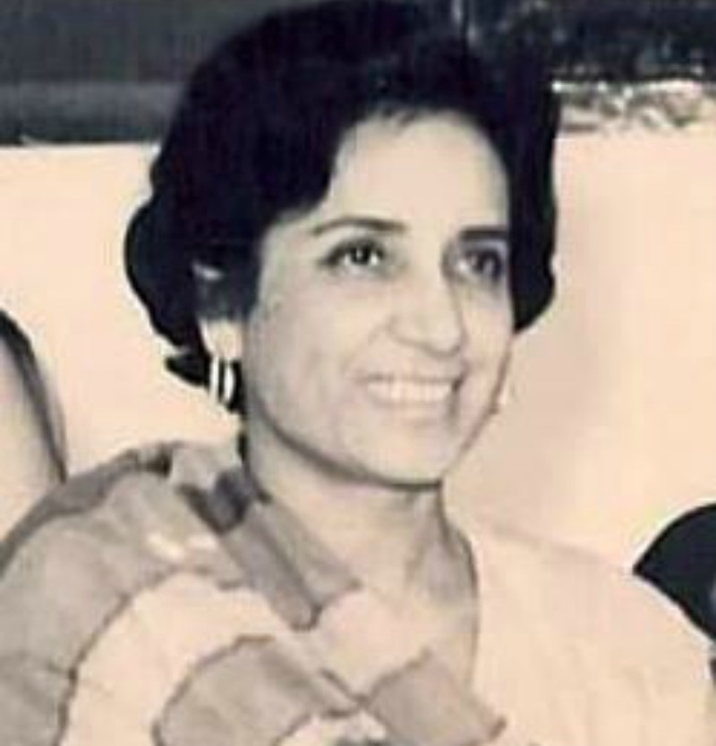 Satnam Mahmood was a civil servant and professor who made Punjabi broadcasting history - Photograph courtesy Womens Action Forum Karachi chapter's Facebook page