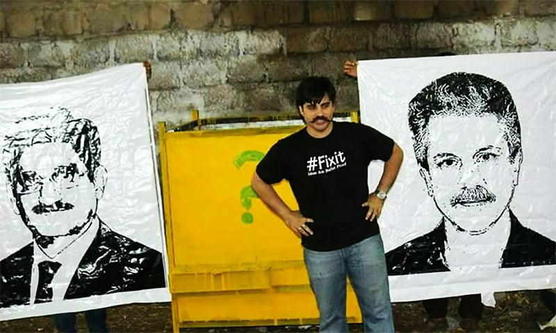 'The new chief minister is disappointing us': Alamgir Khan intensifies 'Fix it' campaign in Karachi