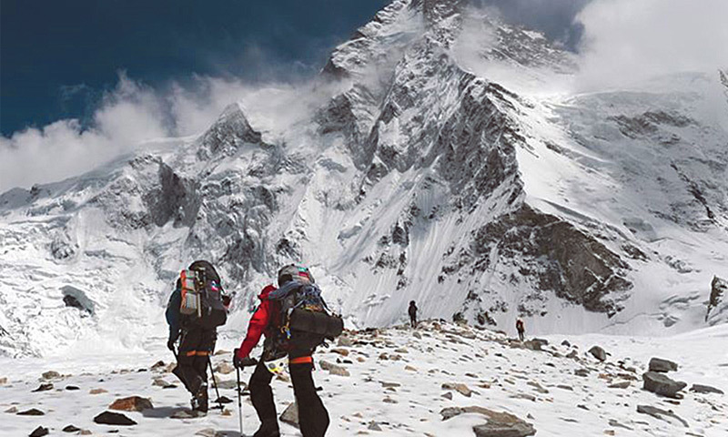 K2 remains unconquered during 2016 summer climbing season