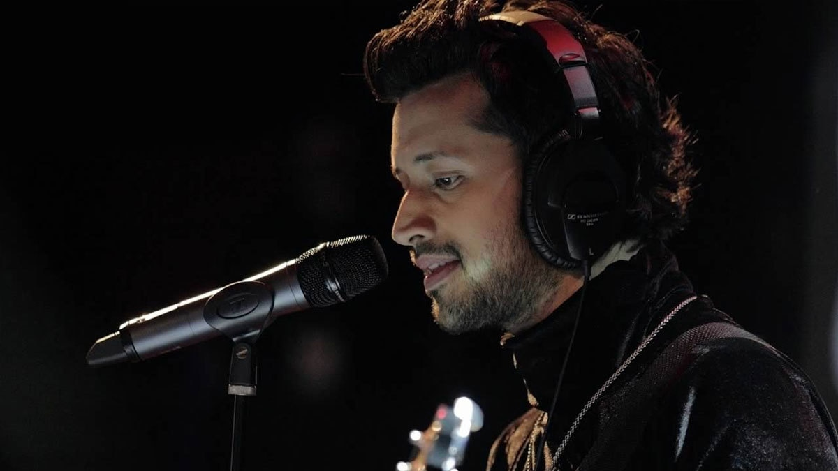 I once wanted to be No. 1, but not anymore: Atif Aslam