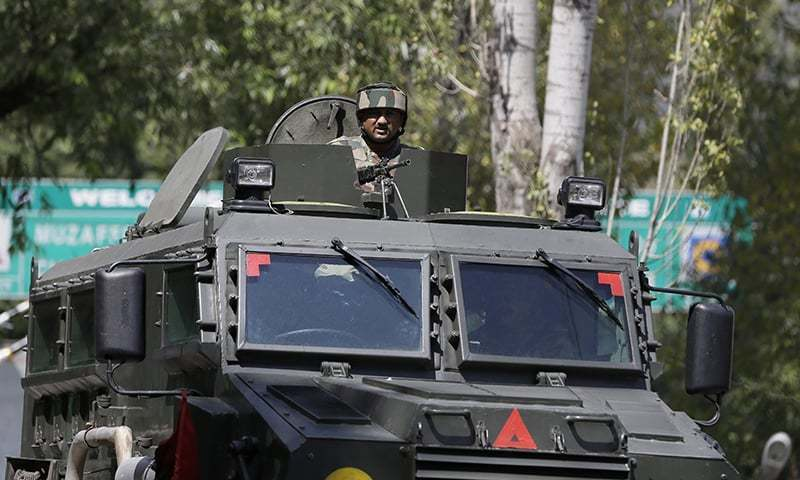 India urges Pakistan to 'refrain' from supporting cross-border terrorism