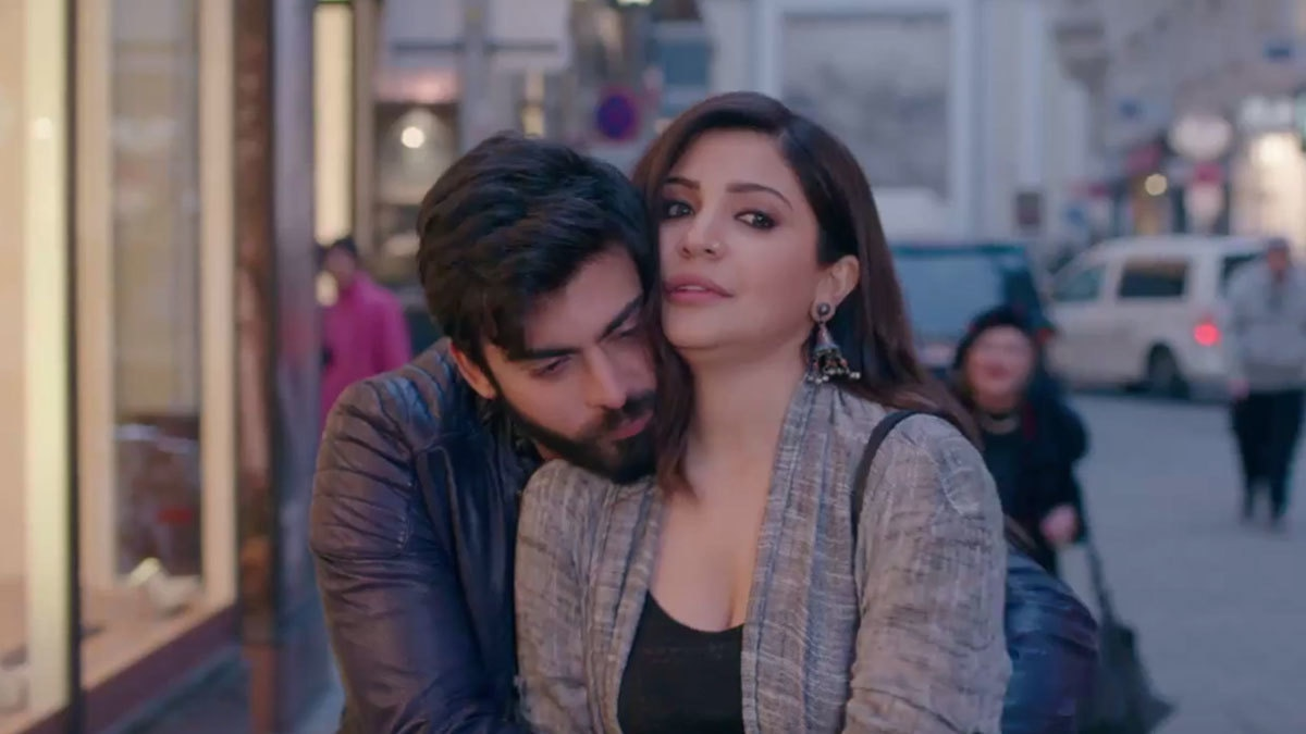 Fawad and Anushka are ex-lovers in Ae Dil Hai Mushkil trailer