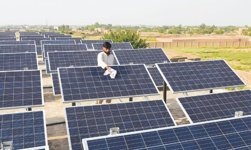 Upfront tariffs have been introduced for solar and small hydro producers.—White Star