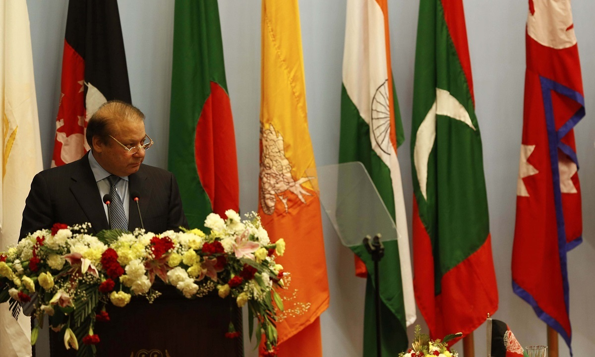 India's anti-graft body head arrives to attend Saarc meeting