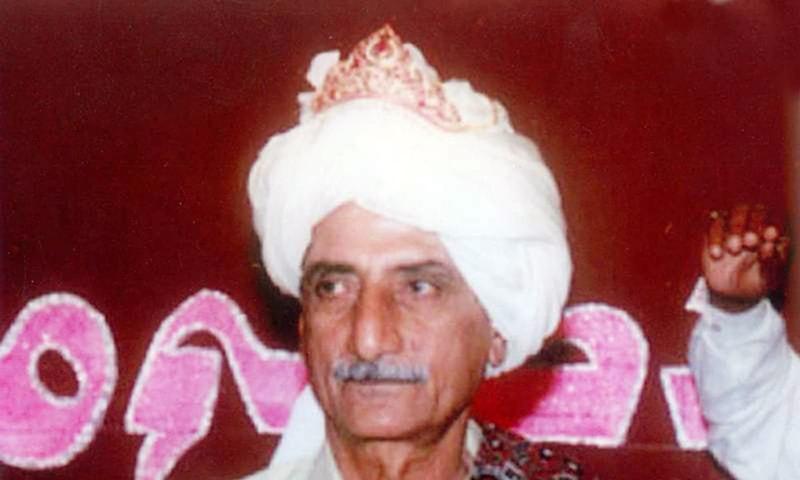 صالح محمد شاہ کا پروگرام گوٹھانی کچہری ریڈیو اسٹیشن کا وہ پروگرام تھا جس نے پچاس سال تک لوگوں کے دلوں پر راج کیا۔ — فوٹو بشکریہ ریڈیو پاکستان۔