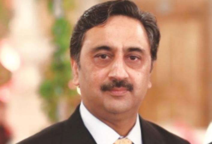 Former federal law minister Ahmer Bilal Soofi