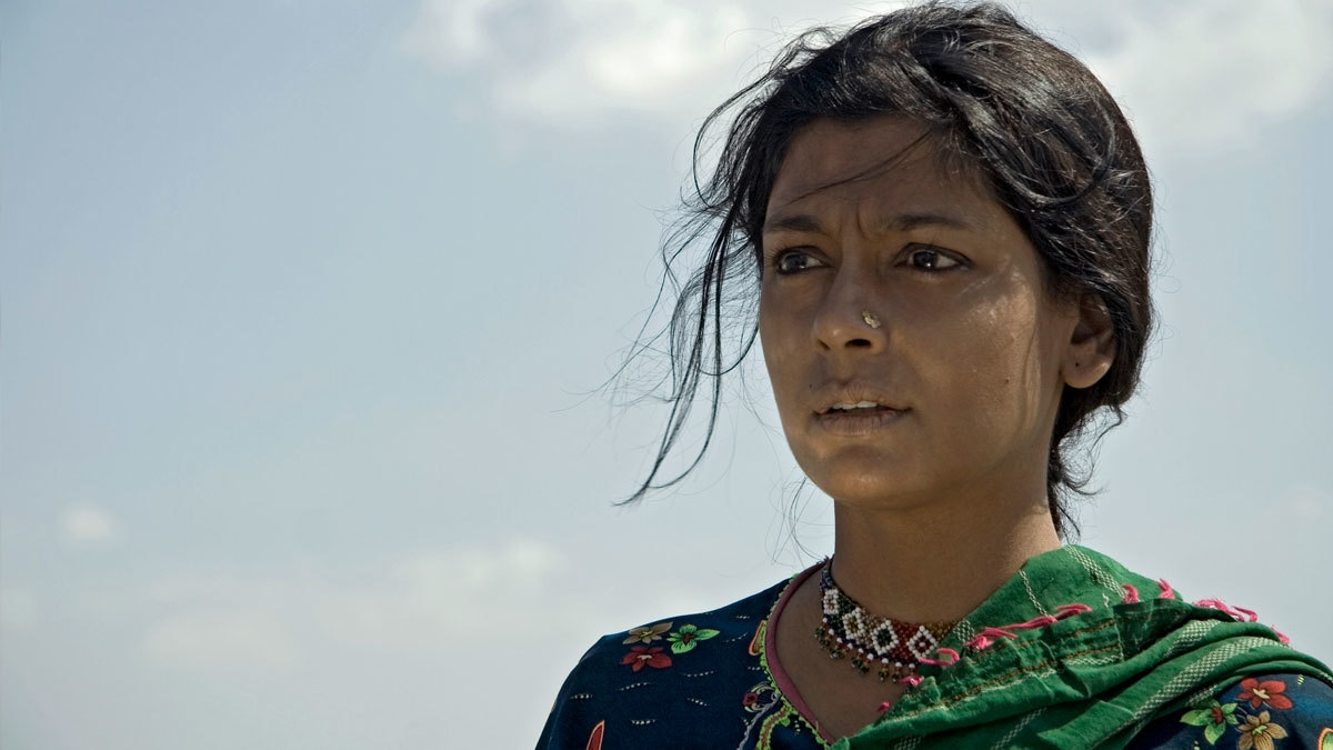 Nandita Das in 'Ramchand Pakistani' (2008). Photo: junoontheatre.wordpress