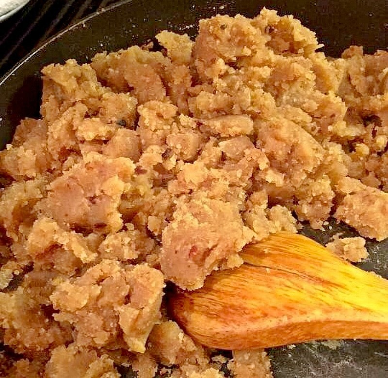 There's a lot of stirring involved in the making of this halwa, but the effort will be worth it - Photo by the author