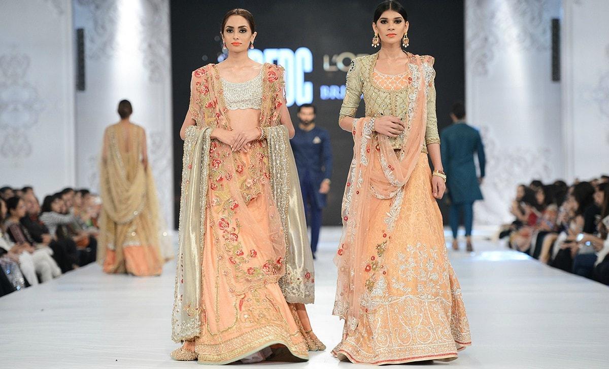 Sania Maskatiya presented a gorgeous line-up that screamed 'bridal orders'