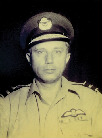 Air Commodore Władysław Turowicz