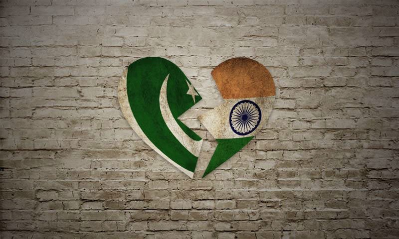 India and Pakistan, can't we convert our grudges into love?
