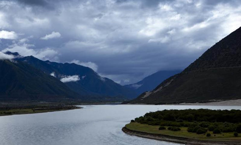 China blocks Brahmaputra tributary for dam