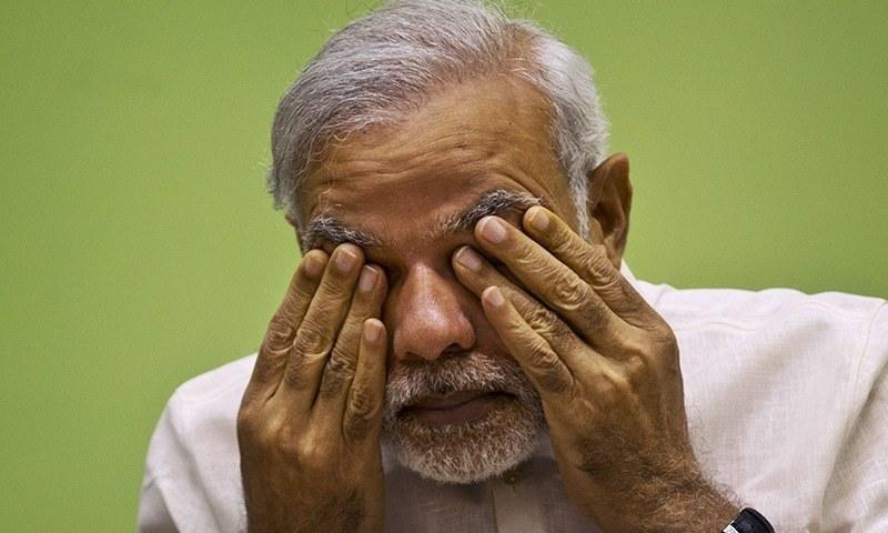 Mr Modi's Achilles heel