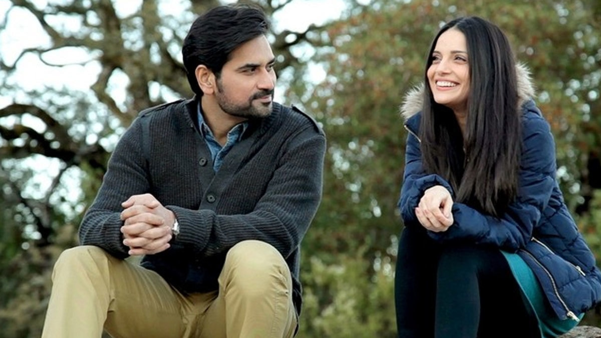 Irtiza (played by Humayun Saeed) and Saman (Armeena Rana Khan) had previously been married
