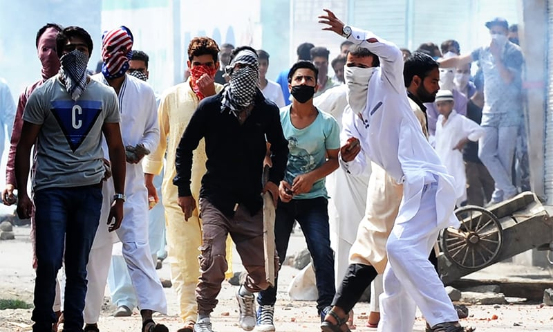 Kashmir newspaper banned by Indian govt for 'inciting violence'