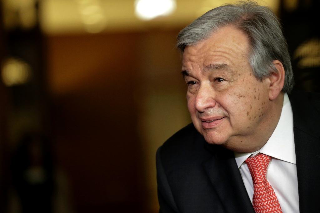 Novo secretário-geral da ONU defende reforma para recuperar capacidade de solucionar conflitos