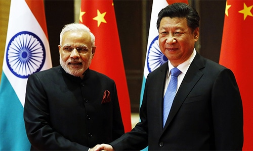 China says willing to discuss 'possibilities' with India on nuclear group
