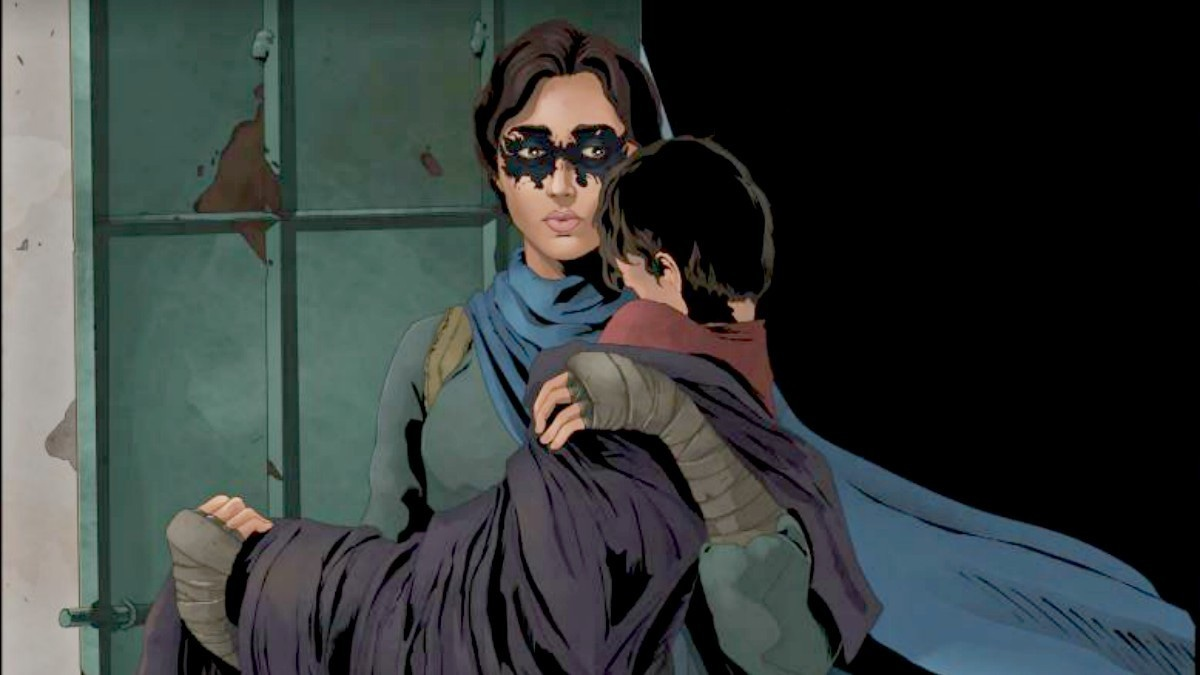 This comic book series hopes to inspire young Karachiites to heal the city