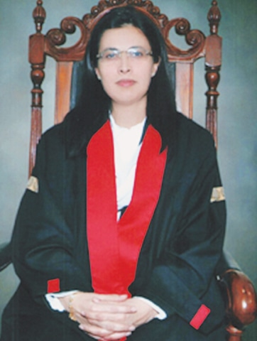 Justice Ayesha A. Malik of the Lahore High Court has ruled that the mandate of an elected government is based on trust and public confidence.